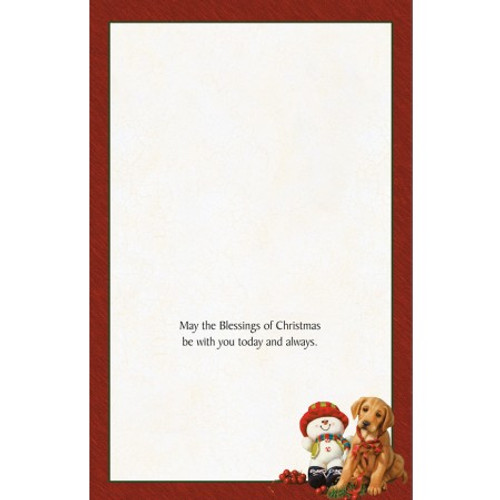 NEW FOUND FRIENDS BOXED CHRISTMAS CARDS