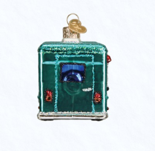 Old World Christmas -Food Truck Ornament