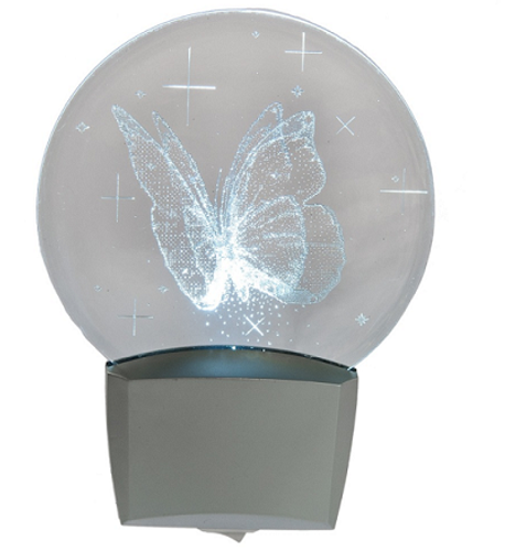 LED Butterfly Nite Lite