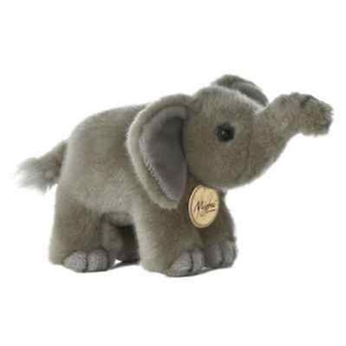 Miyoni Plush Toy Elephant