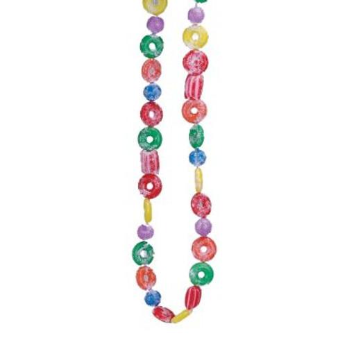 Life Saver Glitter Candy Garland - 9 Foot