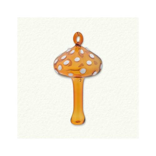 Egyptian Glass Mushroom
