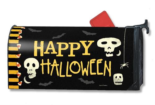 Skeleton Mail Box Cover