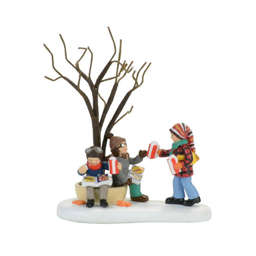 *New 2017* Department 56- Xmas Story Accessory- Ralphies Gang