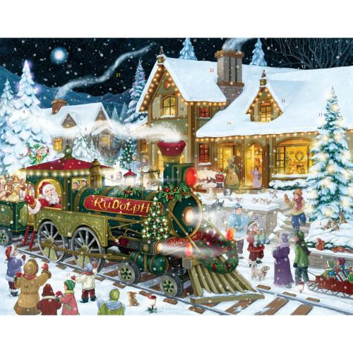 Whistle Stop ChristmasPaper Advent Calendar