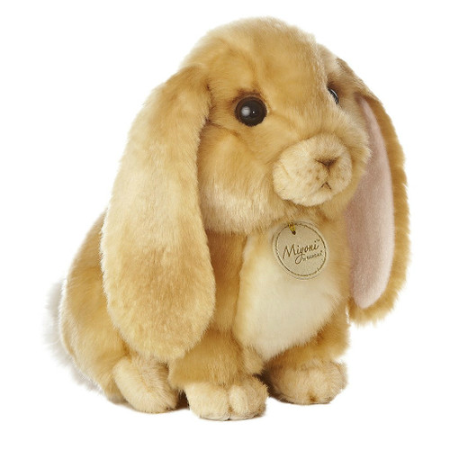 Aurora World 10 inch Lop Eared Rabbit Plush