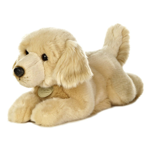 Aurora World 11 inch Golden Retriever Plush
