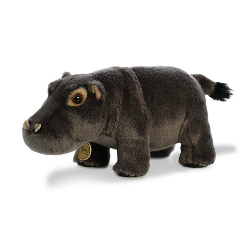Aurora World 11 inch Hippopotamus Plush