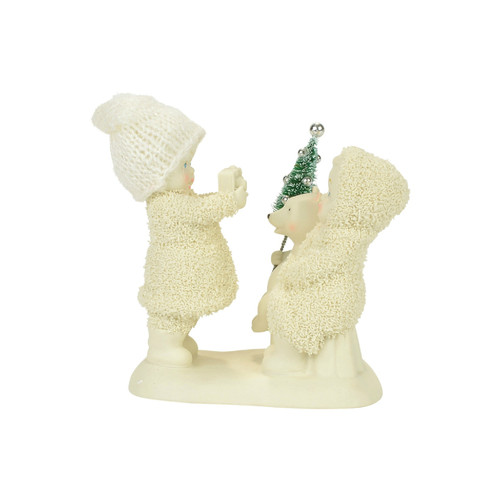 Department 56 - Snowbabies - Say Cheese