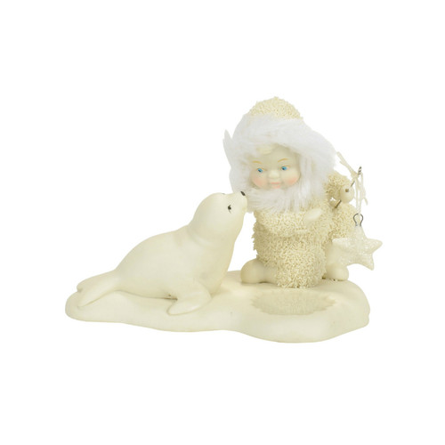 Department 56 - Snowbabies - Go Fish