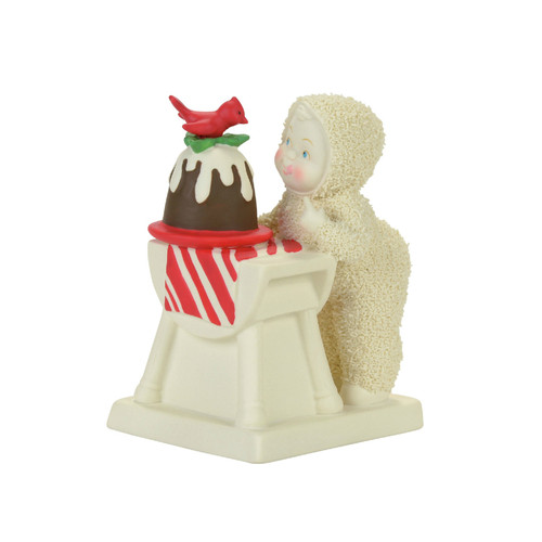 Department 56 - Snowbabies - Tasting the Pudding