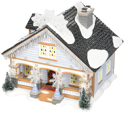Department 56 - Original Snow Village - The Snowflake Light House