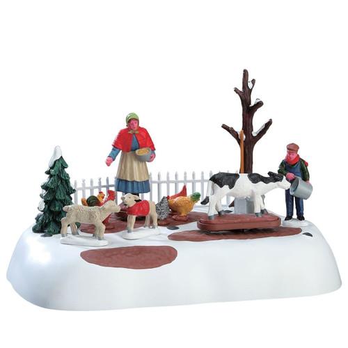 LeMax - Winter Farm Chores