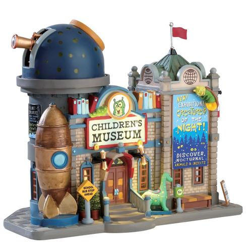 Lemax - CHILDREN'S MUSEUM