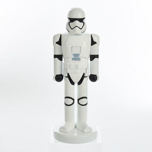 "Kurt Adler - 10"" Star Wars First Order Storm Trooper Nutcracker"