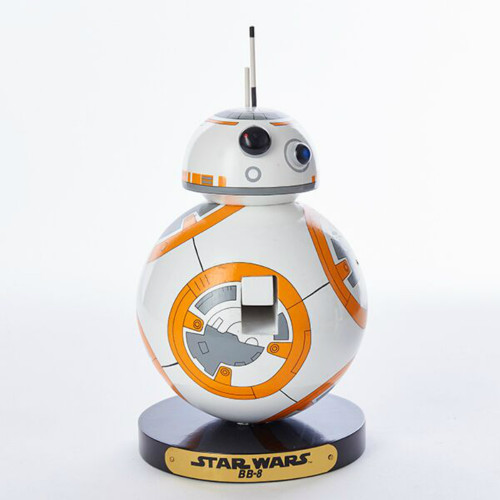 "Kurt Adler -8"" Star Wars BB-8 Nutcracker"