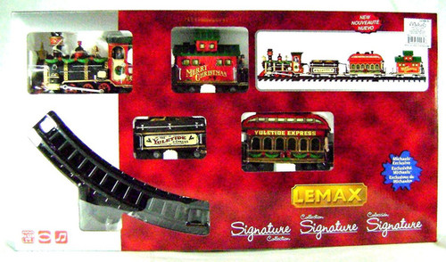 Lemax - Village Yuletide Express Battery Operated Train