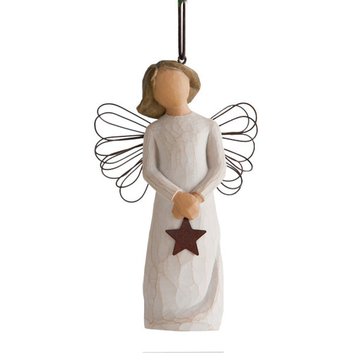 Willow Tree Angel of Light Ornament by Susan Lordi