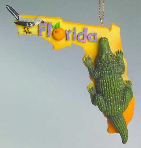 Florida - State Keepsake Ornaments by Roman