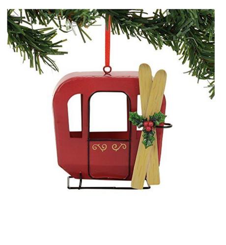 Department 56 - Gondola Ornament Hanging Ornament