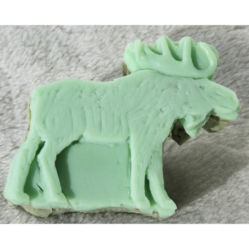 Bedrock Tree Farm -  Moose Shaped Fir Needle Soap