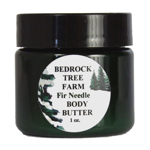 Bedrock Tree Farm - Fir Needle Body Butter