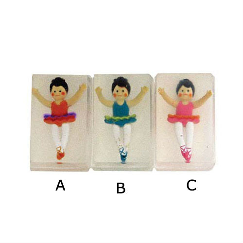 Dancing Ballerina Soap - Made in Maine
