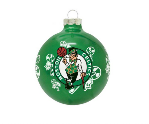 Boston Celitcs Ornament