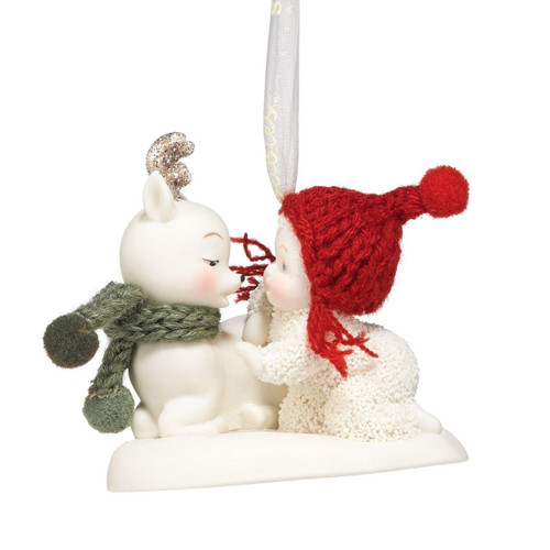 Snowbabies - Oh Deer Ornament