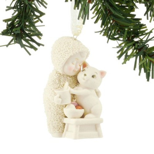 Snowbabies - Ice Cream Break Ornament