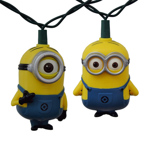 Despicable Me Minion Novelty Party String Lights
