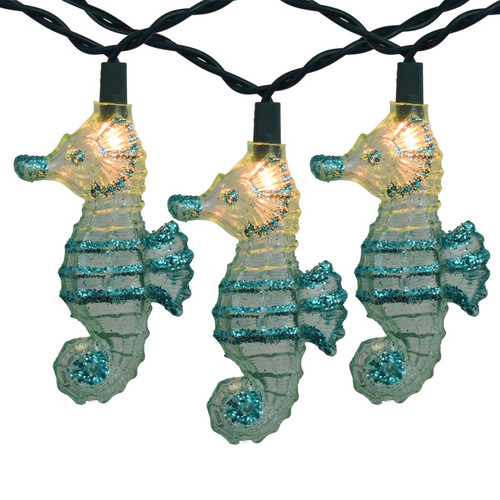 Seahorse Novelty String Lights