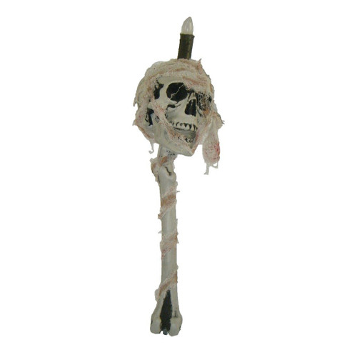 Skull Candle Torch - LED light