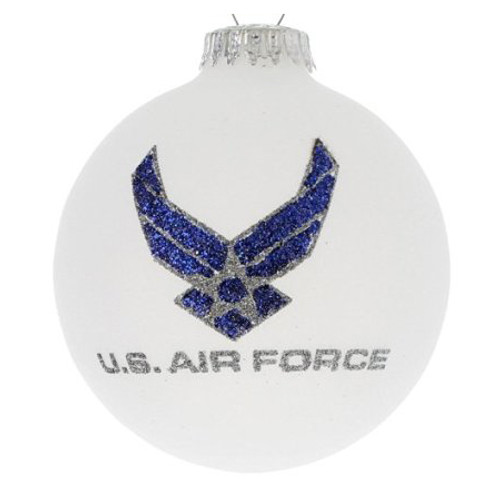 Heart Gifts by Teresa - USA Made US Air Force Ornament