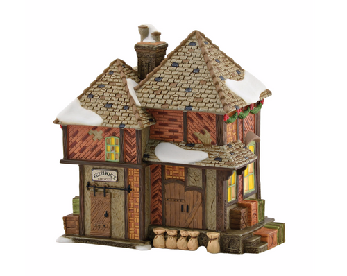 Department 56 - *2016 Dickens Village - Fezziwig's Holiday Dance House