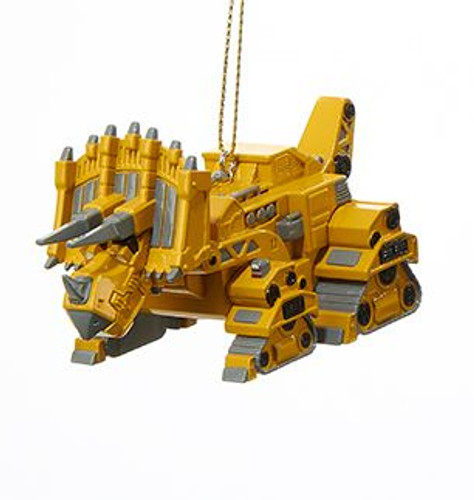 Dinotrux Dozer Ornament