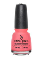 China Glaze Nail Polish Road Trip 2015 Spring Collection- Pinking Out The Window