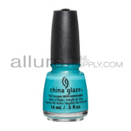 China Glaze Lite Brites Collection - What I Like About Blue 83550
