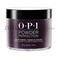 OPI Color Perfection Dip Powder - Lincoln Park After Dark (43g)