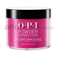 OPI Color Perfection Dip Powder - Pink Flamenco (43g)