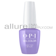 OPI - Peru Collection - Gel Color - Don't Toot My Flute - GCP34