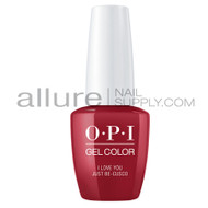 OPI - Peru Collection - Gel Color - I Love You Just Be Cusco - GCP39