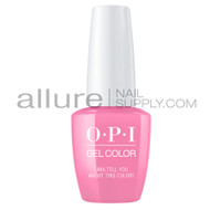 OPI - Peru Collection - Gel Color - Lima Tell you About This Color - GCP30