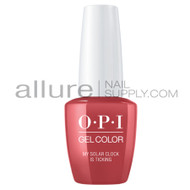 OPI - Peru Collection - Gel Color - My Solar Clock is Ticking - GCP38