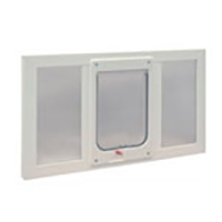 Vinyl Sash Window Pet Doors