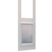VPP Vinyl Pet Patio Door
