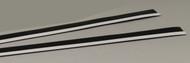 Fast-Fit Aluminum-Miscellaneous Parts - Draft Seal Black