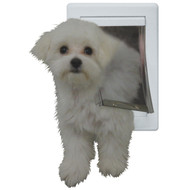 Designer Series Plastic Pet Door