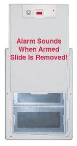 Alarm Alert Slide (Fits Ideal Pet Draft-Stopper, UltraFlex and AirSeal XL)