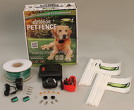 WHILE SUPPLIES LAST!!!  FORCEFIELD Outdoor Pet Fence  — Free Shipping